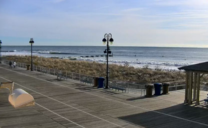 Ocean City, NJ - North View