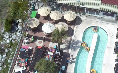 Myrtle Beach, SC Live Pool Cam