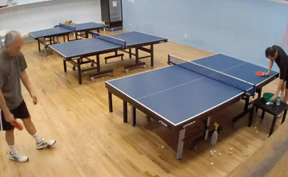 East Northport Table Tennis Club
