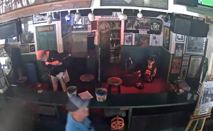 Green Parrot, Key West - Stage View