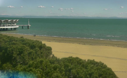 Directly on the sea in the Heart of Lignano