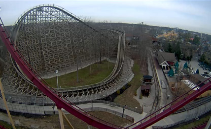 Kings Island, Mystic View