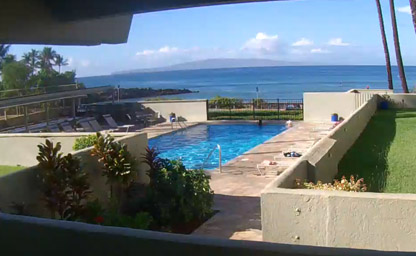 Shores of Maui - Pool View