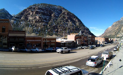 Ouray by Daylight (North View)