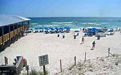 Panama City Beach, Beach View