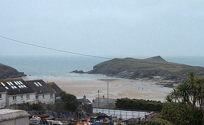 Newquay north View