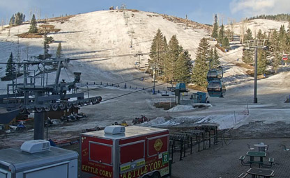 Weather and ski conditions at New Mexico