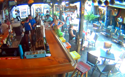 Key West, Bar View