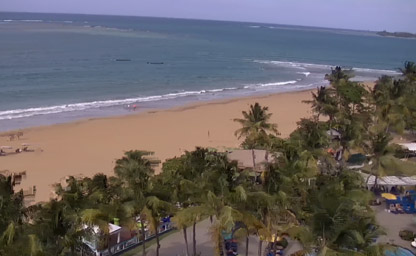 Puerto Rico Beachfront Rio Mar